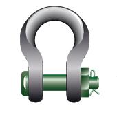 Скоба строповая Green Pin Р-6033